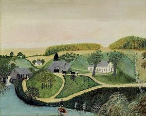Grandma Moses (Anna Robertson) - Washington County
