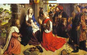 Hugo Van Der Goes - Adoration of the Magi