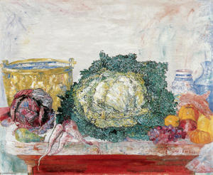 James Ensor - The Ornamental Cabbage
