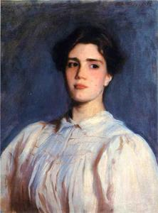 John Singer Sargent - Portrait of Sally Fairchild