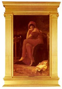 Lord Frederic Leighton - Sibyl