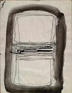 Mark Rothko (Marcus Rothkowitz) - Untitled 124