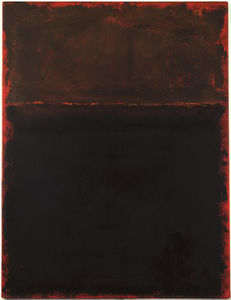 Mark Rothko (Marcus Rothkowitz) - Untitled 131