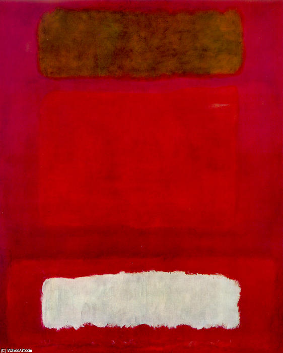 Untitled 14 by Mark Rothko (Marcus Rothkowitz) (1903-1970, Latvia) | Museum Quality Reproductions | WahooArt.com