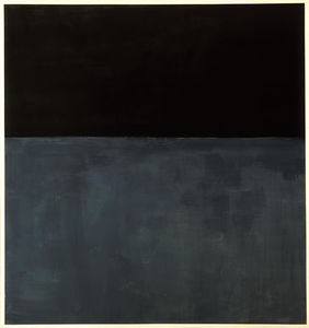 Mark Rothko (Marcus Rothkowitz) - Untitled 142