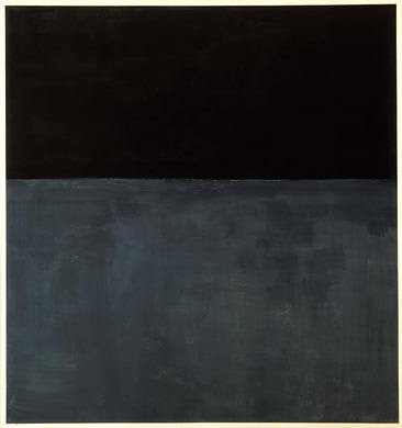 Untitled 142, Oil by Mark Rothko (Marcus Rothkowitz) (1903-1970, Latvia)