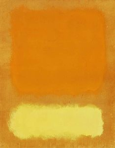 Mark Rothko (Marcus Rothkowitz) - Untitled 26