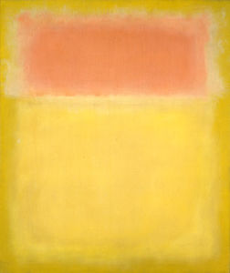 Mark Rothko (Marcus Rothkowitz) - Untitled 99