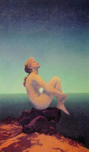 Maxfield Parrish - Stars