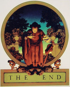 Maxfield Parrish - The End