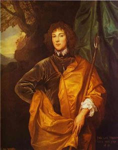 Anthony Van Dyck - Philip, Lord Wharton