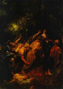 Anthony Van Dyck - The Arrest of Christ