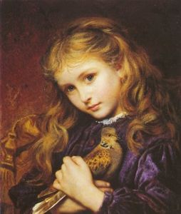 Sophie Gengembre Anderson - The Turtle Dove
