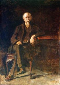 Thomas Eakins - Portrait of Dr. William Thompson
