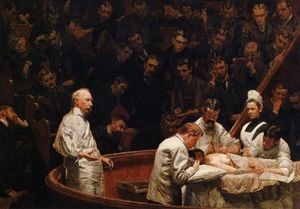 Thomas Eakins - The Agnew Clinic