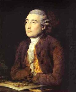 Thomas Gainsborough - Philip James de Loutherbourg