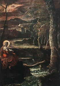 Tintoretto (Jacopo Comin) - St. Mary of Egypt