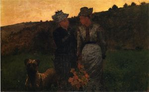 Winslow Homer - Rab and the Girls