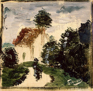 André Derain - Path in a Park with a Figure