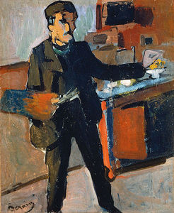 André Derain - Self Portrait