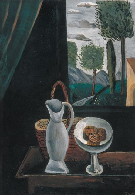 Still Life 5, Oil by André Derain (1880-1954, France)