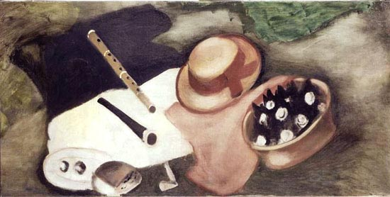 Still Life 8, Oil by André Derain (1880-1954, France)