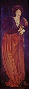Edward Coley Burne-Jones - Fatima