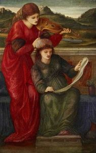 Edward Coley Burne-Jones - Music