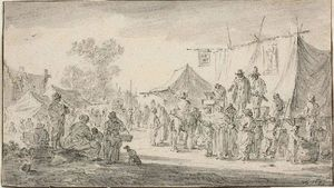 Jan Van Goyen - Country Fair