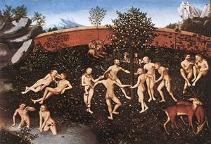 Lucas Cranach The Elder - The Golden Age
