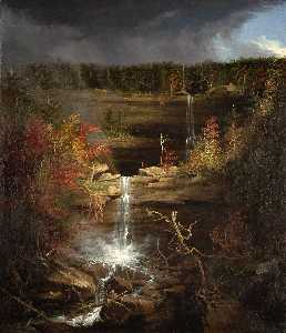 Thomas Cole - Falls of Kaaterskill