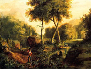 Thomas Cole - Landscape