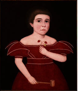 Ammi Phillips - Boy in red