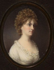 Edward Greene Malbone - Mrs. John Rutledge (Sarah Motte Smith)