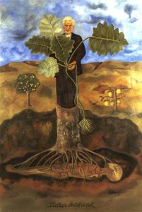 Frida Kahlo - Luther Burbank