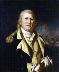Rembrandt Peale - General William Moultrie