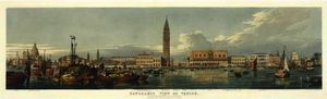 Robert Havell - PANORAMIC VIEW OF VENICE