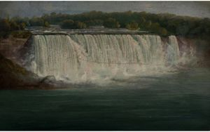 Robert Havell - THE FALLS