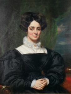 Samuel Lovett Waldo - Portrait of Mrs. Nathan Button, Charlotte Pomeroy