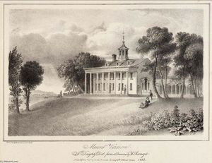 Thomas Doughty - Mount Vernon