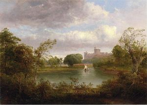 Thomas Doughty - Windsor Castle