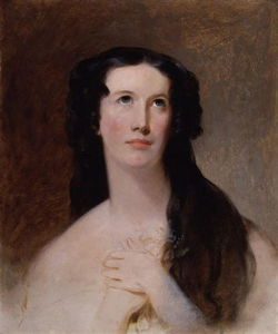 Thomas Sully - Mary Ann Paton (Mrs Wood)