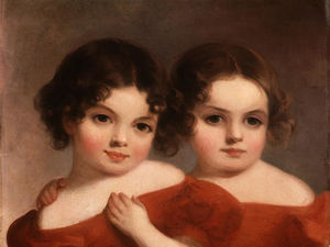 Thomas Sully - The Leland Sisters