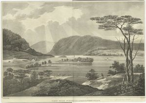 William Guy Wall - View from Fishkill looking to West Point