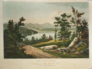 William Guy Wall - View near Hudson