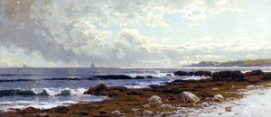 Alfred Thompson Bricher - Along the Coast
