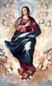 Alonso Cano - Immaculate Conception
