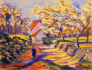 Jean Baptiste Armand Guillaumin - In the Countryside