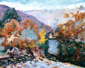 Jean Baptiste Armand Guillaumin - Untitled