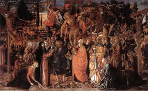 Benozzo Gozzoli - Descent from the Cross